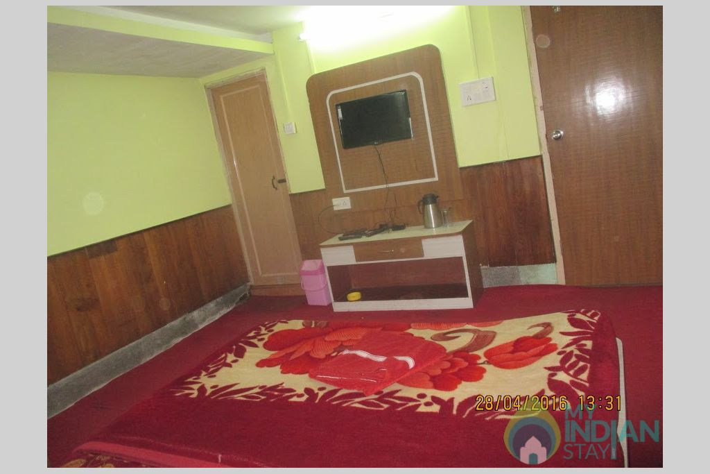 DLX DBL 4 in a Guest House in Gangtok, Sikkim