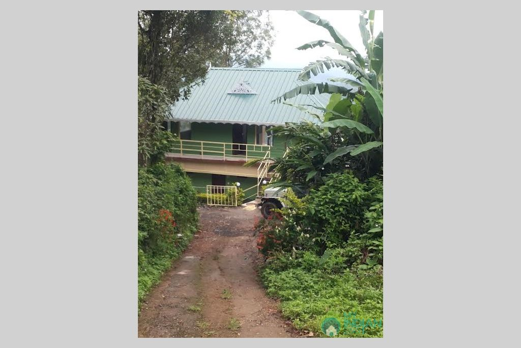 way to the property in a Villa in Munnar, Kerala