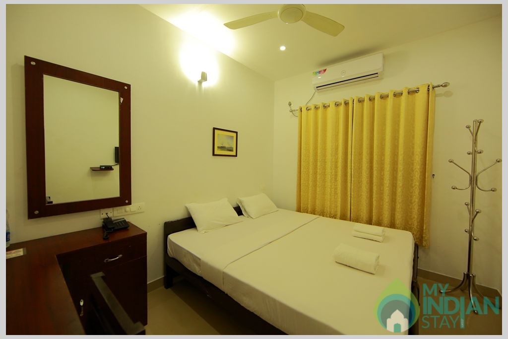 std -5 in a Hotel in Angamaly, Kerala