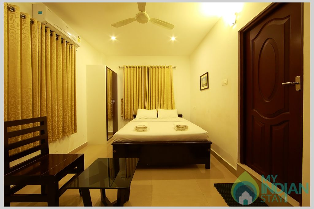 Executive in a Hotel in Angamaly, Kerala