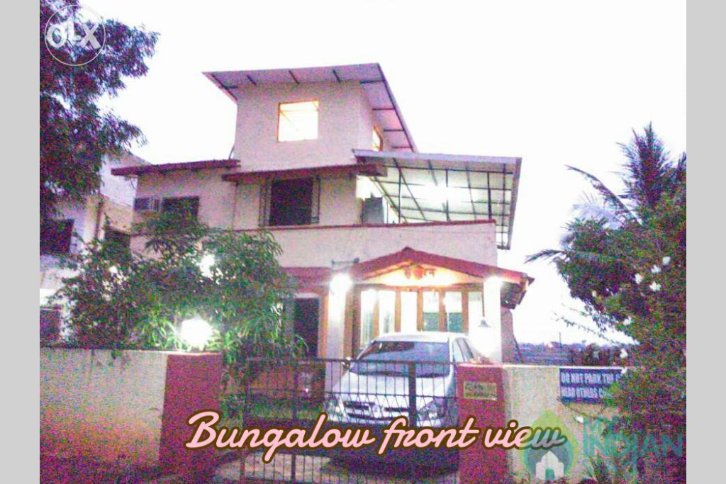 1 Bunglow front view in a Villa in Lonavala, Maharashtra