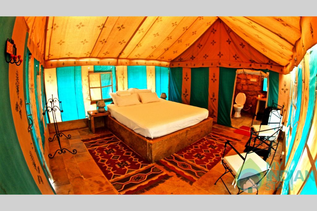 _IND5430 in a Tents in Jaisalmer, Rajasthan