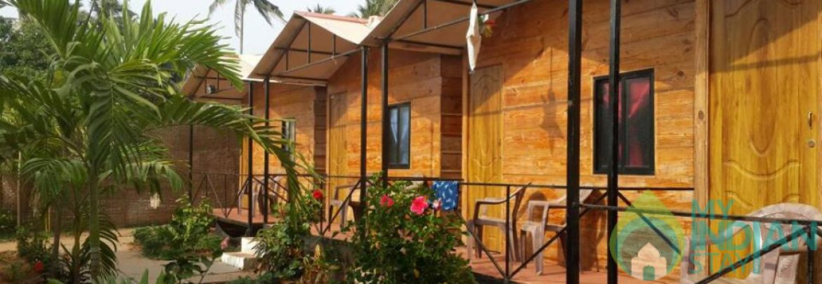 Spring Beach  Cottages In Calangute