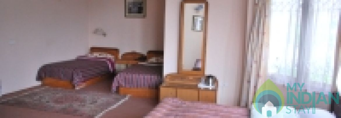 Deluxe Rooms In Guest House With Terrace In Sikkim