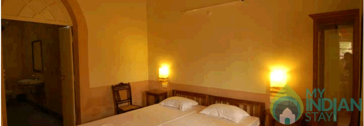 Portuguese Style AC Deluxe Rooms In Guest House,Panjim