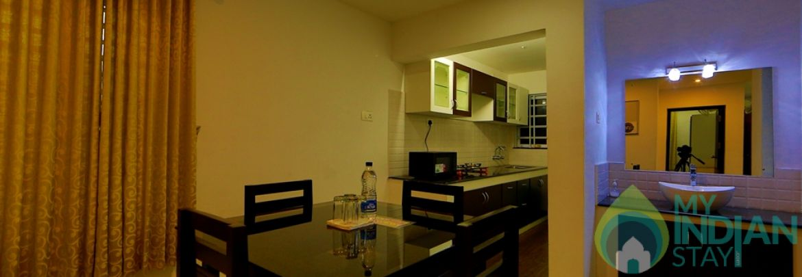 2 Bhk Service Apartment in Cochin Airport