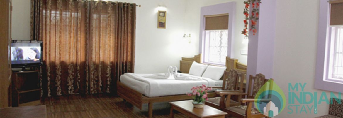 Family Rooms With Accommodation Only