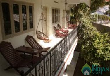 Double Room Occupancy With Balcony In EI-Paradiso In Idukki