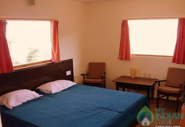 Deluxe Valley  Facing Room In a Guest House in Shimla