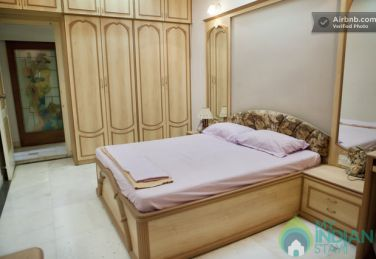 Furnished Self Contained 3 BHK Serviced  Apartment for Rent in Juhu   Mumbai