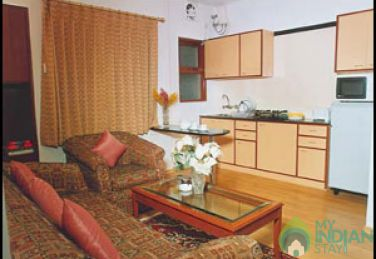 Elegantly Furnished Studio Apartment in New Delhi