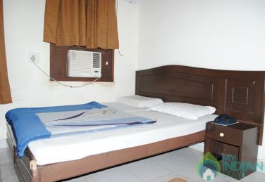 Standard Rooms in a Guest House in New Delhi