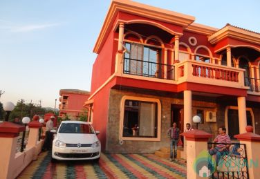 2 BHK Bungalow with swimming Pool in Lonavala