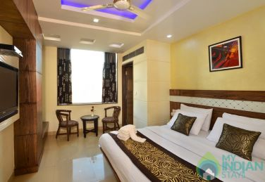Deluxe  Rooms in a Guest House in Delhi