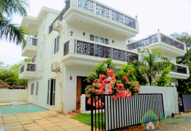 Luxury Villa With Pool In Anjuna, Goa