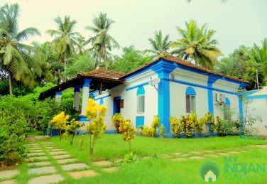 A Portuguese Villa in the Heart of Calangute