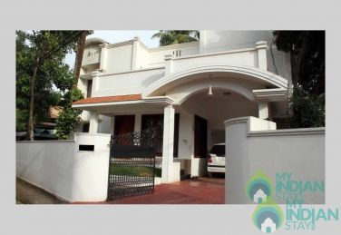 Non A/C Suite  in a Homestay  in Fort Kochi