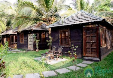 Beach Suites at Leela Cottages