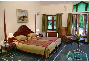 Well Furnished Super Deluxe Rooms in a Guest House in Palampur