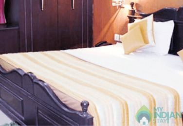 Elegantly Furnished Super Deluxe Rooms in a guest House in New Delhi