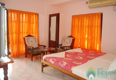 A/C Rooms In a Boutique  Guest House in Kovalam