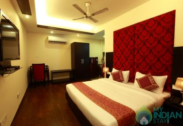 Premium Rooms in a Guest House in New Delhi