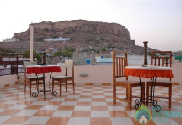 Deluxe AC Rooms In Heritage Guest House,Jodhpur