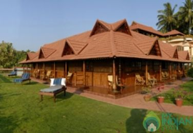 Non A/C Beach Cottages in a Resort in Kerala