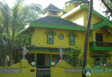 Well Appointed Studio Non  A/C Rooms In a Guest House In Calangute