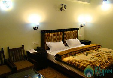 Well Appointed Deluxe Rooms In Resort,Manali