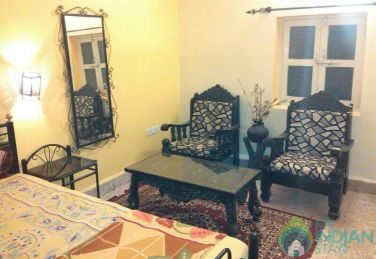 Non AC Room in a Guest House in Siolim