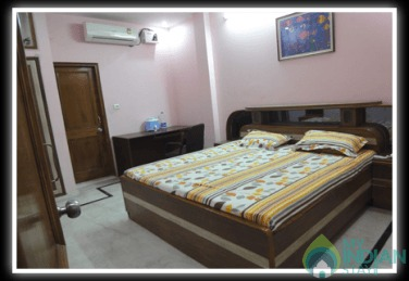 2 BHK Fully Furnished Apartment in New Delhi