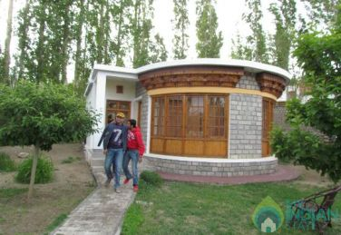 Independent Non AC Room In Royal Heritage Resort In Leh
