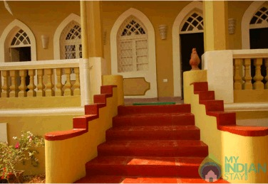Portuguese Style Standard Non AC Rooms In Panjim