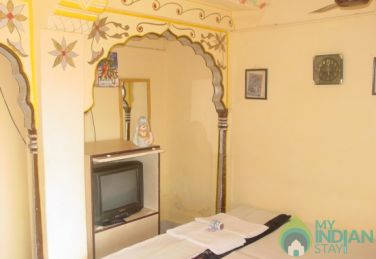 Deluxe AC Rooms In Royal Palace With Terrace In Jaisalmer