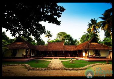 Luxurious Heritage Cottages In Allepey, Kerala