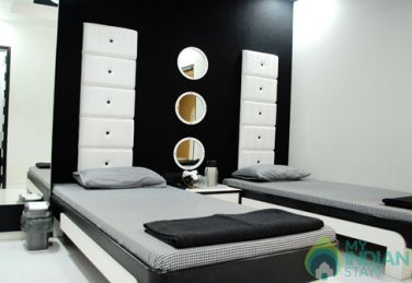 Furnished Rooms In The Heart Of The Mumbai