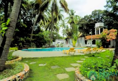 A/C Double Beded Rooms In Anjuna, Goa