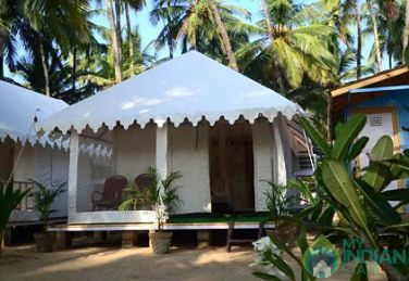 AC Tents In Palolem, Goa