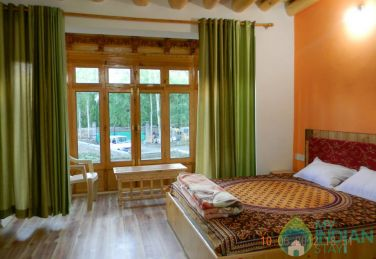 Standard Rooms  In A Guest House In Leh