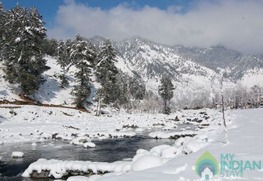Comfortable Stay Available In Pahalgam