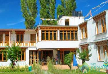 Relaxed Stay In A Serene Atmosphere in Nubra.