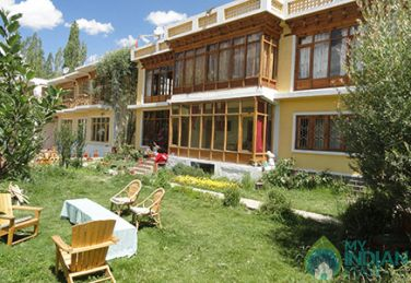 Enjoy The Quiet And Relaxing Experience, Leh