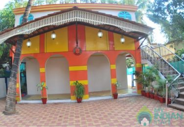 Comfortable AC Rooms With Swimming Pool In Calangute