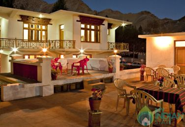 An Elegant And Peaceful Stay In Leh