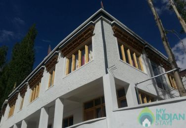 An Awesome Place To Stay In Leh, Ladakh