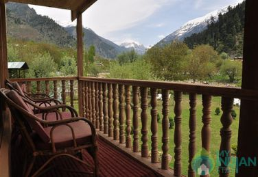 Affordable Place To Stay In Pahalgam, Kashmir