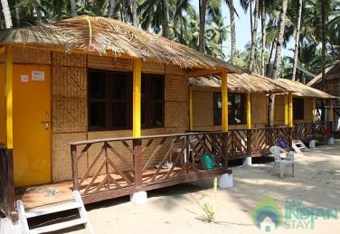 Non AC Cottages In Palolem