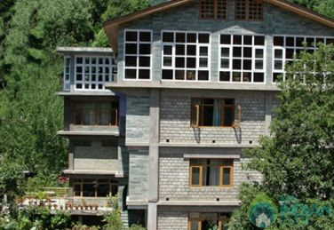 Deluxe Family Suite in a Resort in Manali