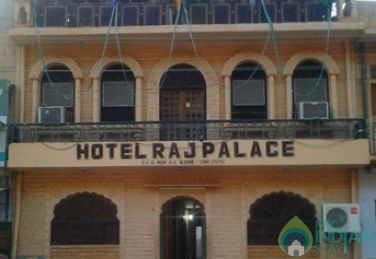 Deluxe AC Rooms In Raj Palace Jaisalmer